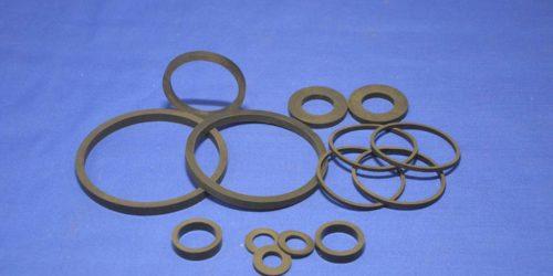 Кольца из резины