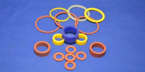 Кольца из силикона