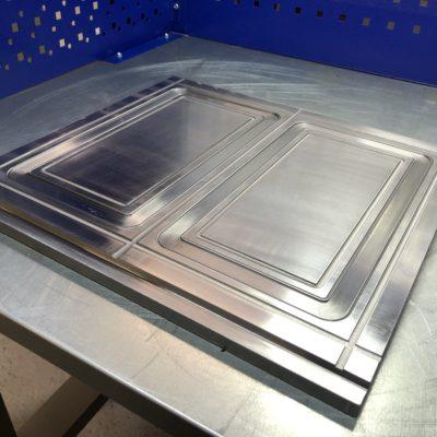 Пресс-форма для прокладок из силикона