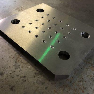 Пресс-форма под силиконовые втулки